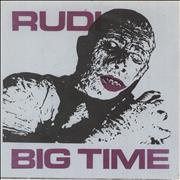 Click here for more info about 'Rudi - Big Time - Blue Sleeve'