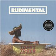 Click here for more info about 'Rudimental - Toast To Our Differences - Sealed'
