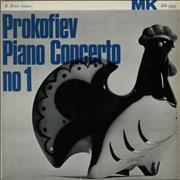 Click here for more info about 'Rudolph Kerer - Prokofiev: Piano Concerto No. 1'