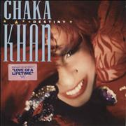 Click here for more info about 'Rufus & Chaka Khan - Destiny'