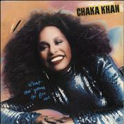 Click here for more info about 'Rufus & Chaka Khan - What Cha' Gonna Do For Me'