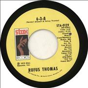 Click here for more info about 'Rufus Thomas - 6-3-8 (Six Three Eight)'