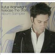 Click here for more info about 'Rufus Wainwright - Release The Stars Album Sampler'