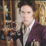 Click here for more info about 'Rufus Wainwright - Want Two Sampler'