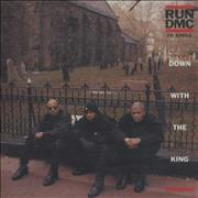 Click here for more info about 'Run DMC - Down With The King'
