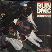 Click here for more info about 'Run DMC - Ghostbusters'
