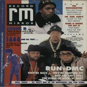 Click here for more info about 'Run DMC - Record Mirror'