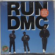 Click here for more info about 'Run DMC - Tougher Than Leather - Sealed'