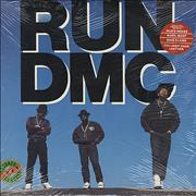Click here for more info about 'Run DMC - Tougher Than Leather'