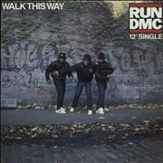 Click here for more info about 'Run DMC - Walk This Way'