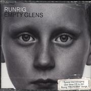 Click here for more info about 'Runrig - Empty Glens - Sealed'