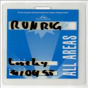 Click here for more info about 'Runrig - Tour Pass'