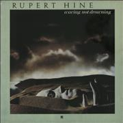 Click here for more info about 'Rupert Hine - Waving Not Drowning - Gold promo stamped'