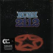 Click here for more info about 'Rush - 2112 [Twenty One Twelve] - Back To Black - Sealed'
