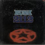 Click here for more info about 'Rush - 2112 (Twenty One Twelve) - RCA Club - Sealed'