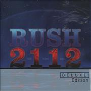 Click here for more info about 'Rush - 2112 (Twenty One Twelve) - Sealed Deluxe Edition'