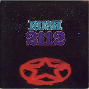 Click here for more info about 'Rush - 2112 (Twenty One Twelve) - Terre Haute Pressing'