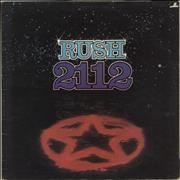 Click here for more info about 'Rush - 2112 [Twenty One Twelve] - VG'