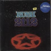 Click here for more info about 'Rush - 2112 (Twenty One Twelve) - shrink'
