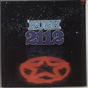 Click here for more info about 'Rush - 2112 (Twenty One Twelve)'