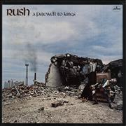 Click here for more info about 'Rush - A Farewell To Kings + Inner - EX'