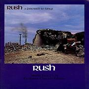 Click here for more info about 'Rush - A Farewell To Kings'