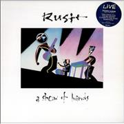 Click here for more info about 'Rush - A Show Of Hands + Stickered sleeve'