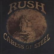Click here for more info about 'Rush - Caress Of Steel - EX'