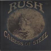 Click here for more info about 'Rush - Caress Of Steel'