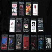 Click here for more info about 'Rush - Collection Of Tour Pass Laminates'