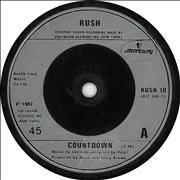 Click here for more info about 'Rush - Countdown'