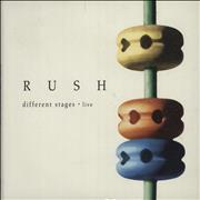 Click here for more info about 'Rush - Different Stages / Live'