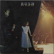 Click here for more info about 'Rush - Exit... Stage Left'