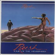 Click here for more info about 'Rush - Hemispheres - Tour Of The Hemispheres'
