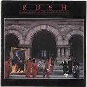 Click here for more info about 'Rush - Moving Pictures 1981 + Stub'