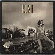 Click here for more info about 'Rush - Permanent Waves - mid 80s - EX'