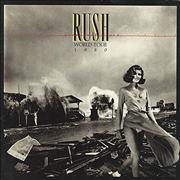 Click here for more info about 'Rush - Permanent Waves World Tour 1980'