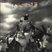 Click here for more info about 'Rush - Presto - EX'