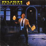 Click here for more info about 'Rush - Prime Mover - Black Vinyl'