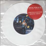 Click here for more info about 'Rush - Prime Mover - White Vinyl'