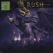 Click here for more info about 'Rush - Rush In Rio - 180g'