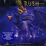 Click here for more info about 'Rush - Rush In Rio Sampler'