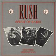 Click here for more info about 'Rush - Spirit Of Radio'