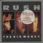 Click here for more info about 'Rush - The Big Money - Doublepack'