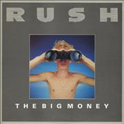 Click here for more info about 'Rush - The Big Money'