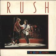 Click here for more info about 'Rush - The Body Electric - Red Vinyl'