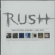 Click here for more info about 'Rush - The Studio Albums - 1989-2007'