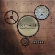 Click here for more info about 'Rush - Time Machine + Ticket Stub'