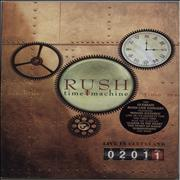 Click here for more info about 'Rush - Time Machine - Live In Cleveland 2011'