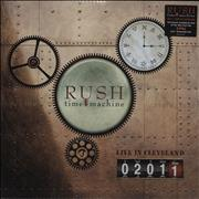 Click here for more info about 'Rush - Time Machine: Live In Cleveland - 180g'